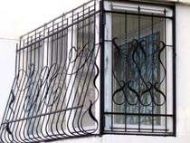 металлические решетки в Архангельске