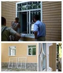 Установка решеток в Архангельске